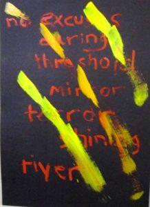 creative acrylic painting in santa fe workshop