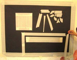 creativity workshop painting in santa fe