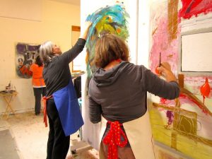 intuitive painters in santa fe workshop