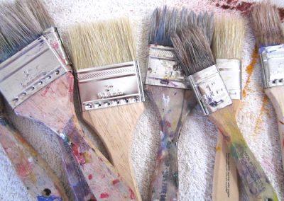 brushes 600