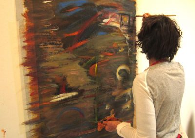 woman painting workshop copy