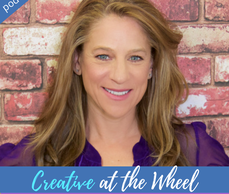 What Improv Has Taught Me About Overcoming Fear with Lori Pearlstein
